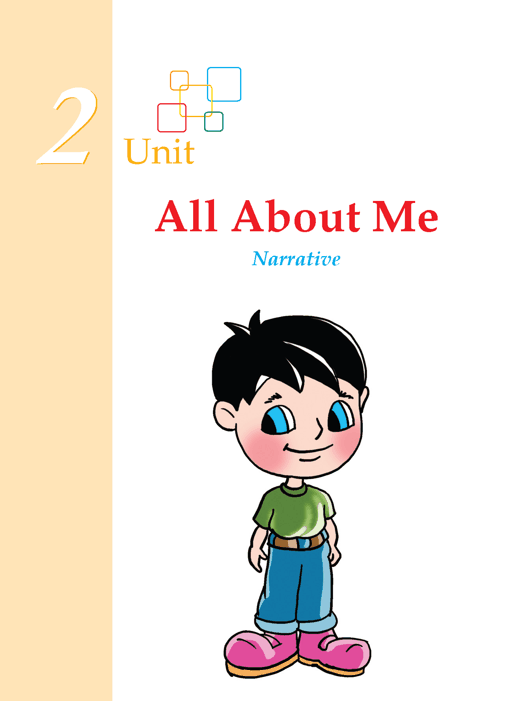 Writing skill - grade 1 - all about me  (1)