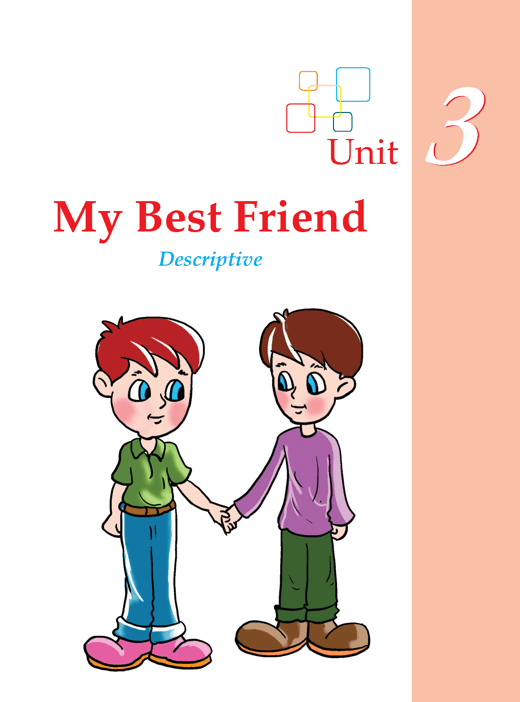 Writing skill - grade 1 - descriptive - my best friend  (1)