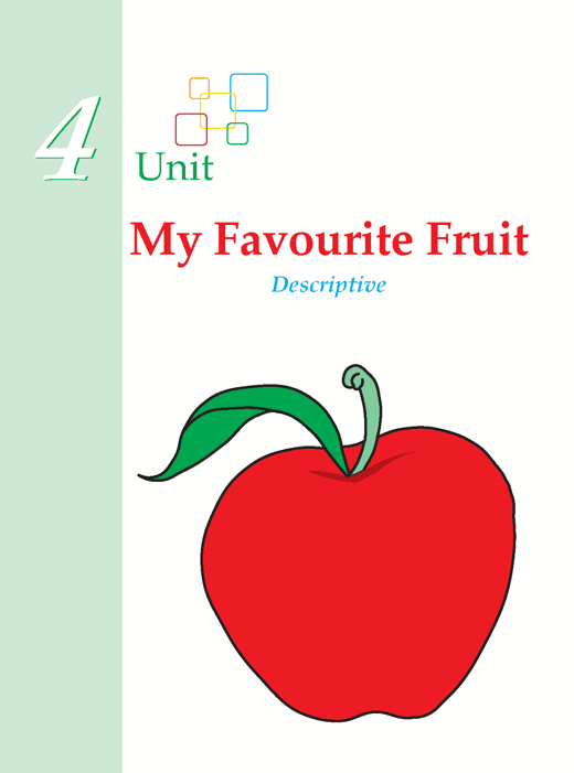 Writing skill - grade 1 - descriptive - my favorite fruit  (1)