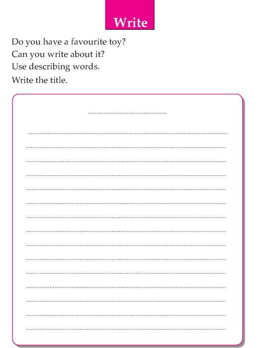 Writing skill - grade 1 - descriptive - my favorite toy  (4)