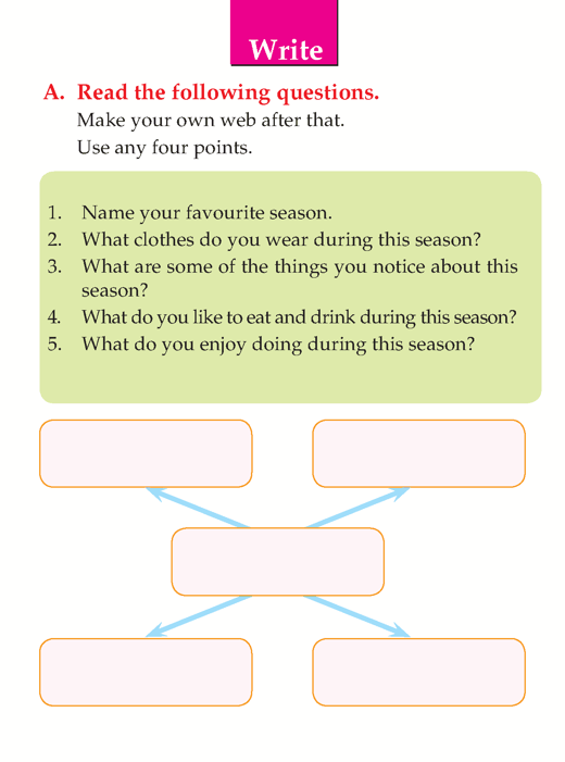 Writing skill - grade 1 - descriptive - seasons  (9)