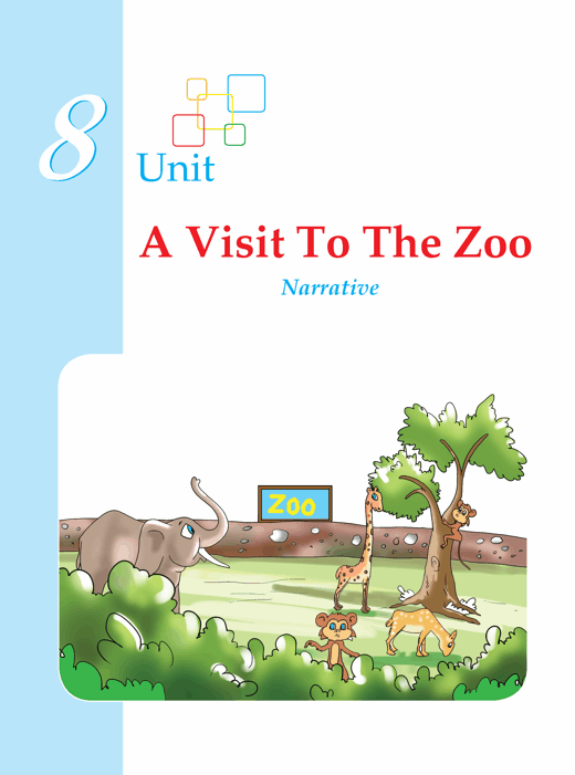 Grade 1 Narrative Writing A Visit To The Zoo