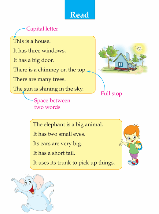 Writing skill - grade 1 - picture composition  (4)