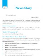 Grade 10 News Story