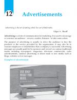 Grade 10 Advertisements