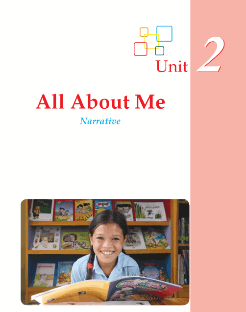 Writing skill - grade 2 - all about me  (1)