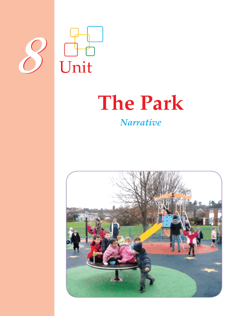 Writing skill - grade 2 - the park (1)