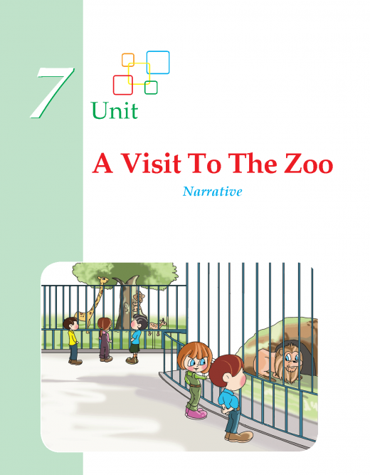Writing skill -grade 3 - a visit to the zoo  (1)
