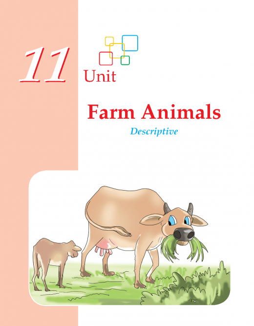 Grade 3 Descriptive Essay Farm Animals