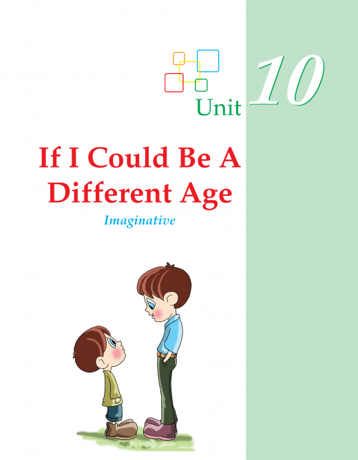 Grade 3 Imaginative Essay If I Could Be A Different Age