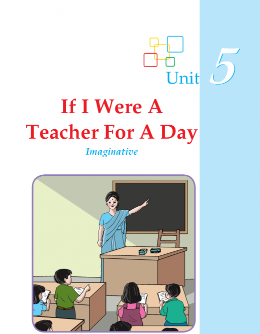 Writing skill -grade 3 - if i were a teacher for a day  (1)