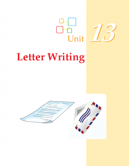 Writing skill -grade 3 - letter writing  (1)