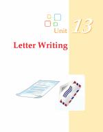 Grade 3 Letter Writing