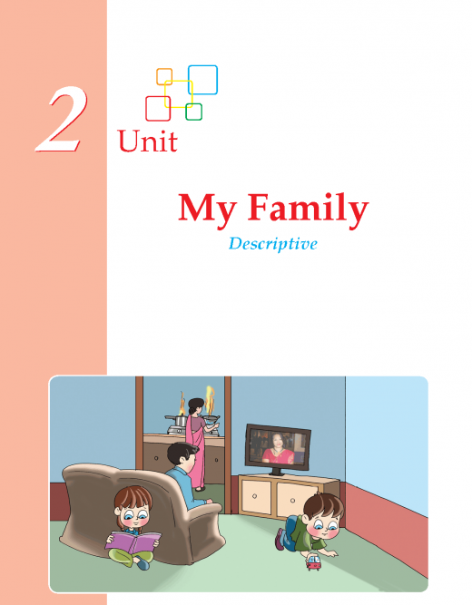 Writing skill - grade 3 - my family  (1)