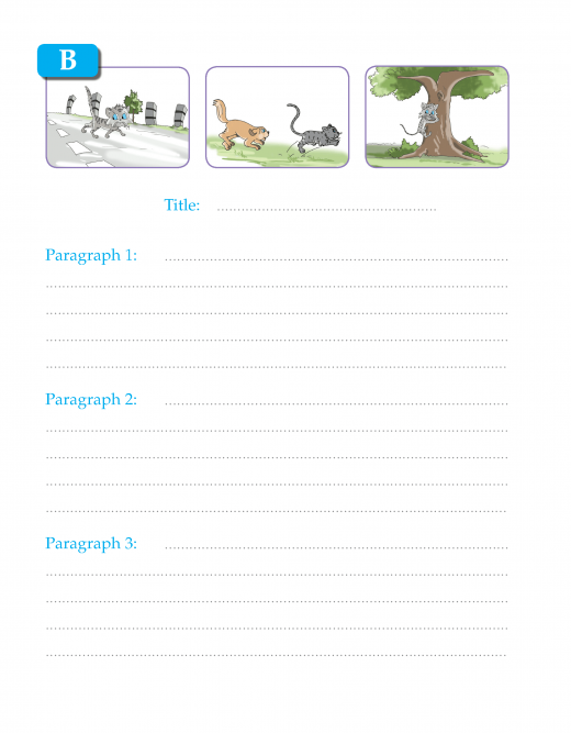 Writing skill -grade 3 - picture composition (12)