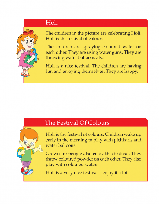 Writing skill -grade 3 - picture composition (9)