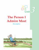 Grade 3 Descriptive Essay The Person I Admire Most