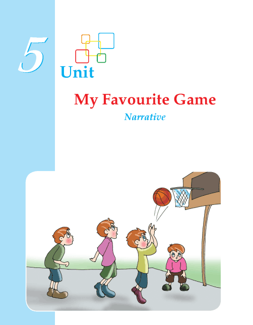 Writing skill - grade 4 - my favourite game  (1)