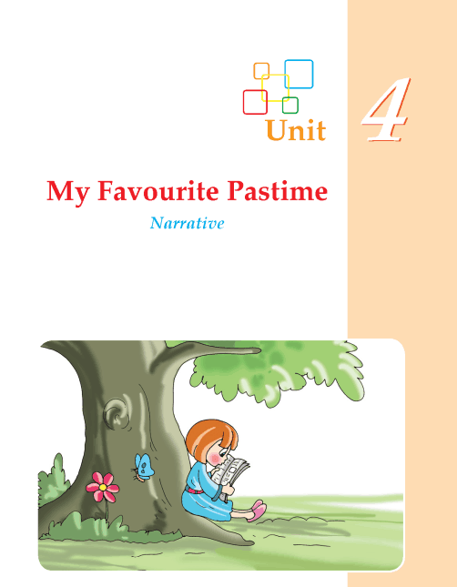grade narrative essay my favourite pastime composition writing  writing skill grade 4 my favourite pastime 1