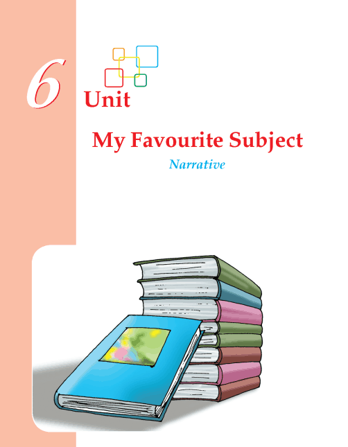 Writing skill - grade 4 - my favourite subject  (1)
