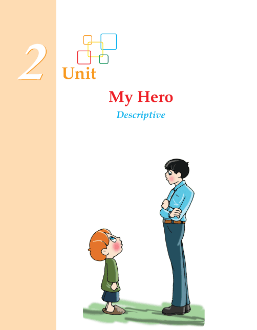 Writing skill - grade 4 - my hero  (1)