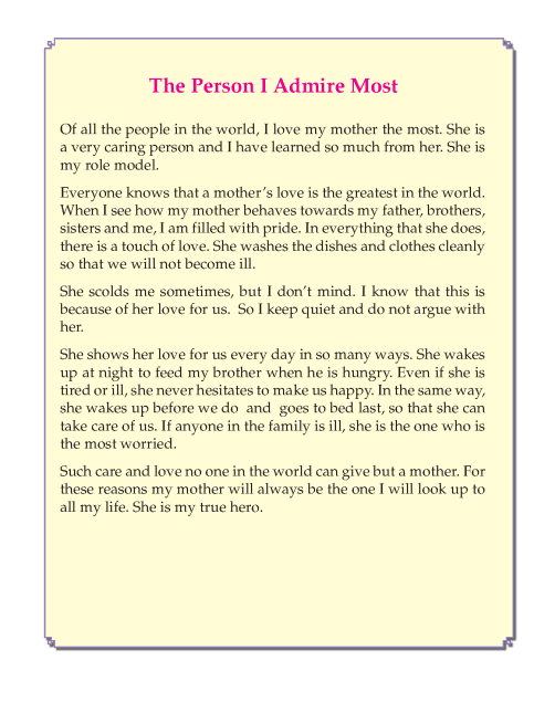 Writing skill - grade 4 - my hero  (8)