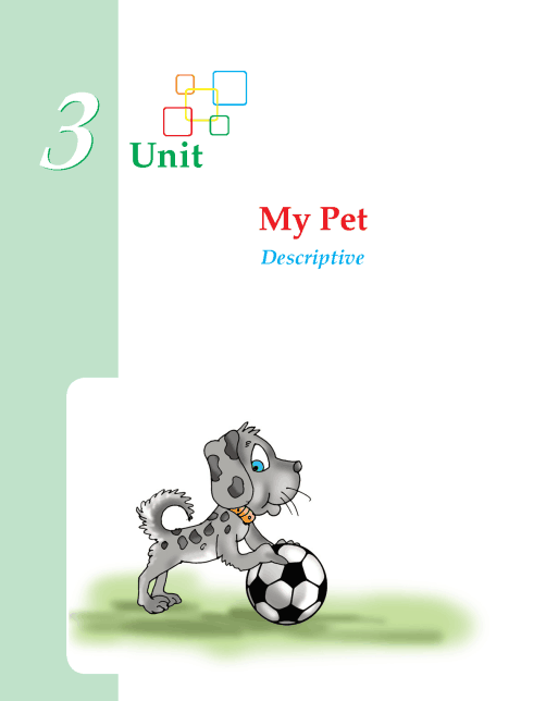 Writing skill - grade 4 - my pet  (1)
