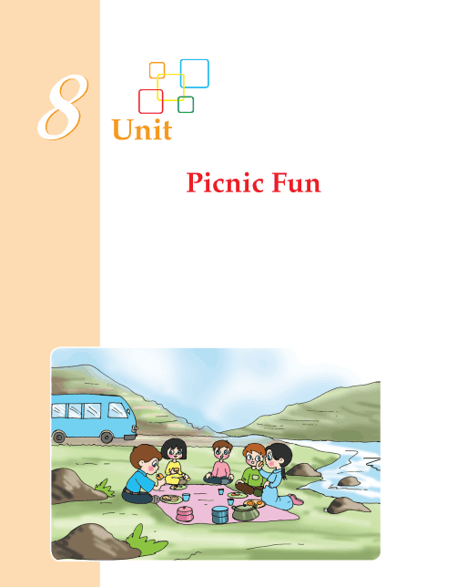 Writing skill - grade 4 - picnic fun  (1)