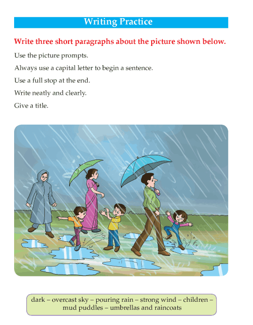 Writing skill - grade 4 - picture composition  (2)