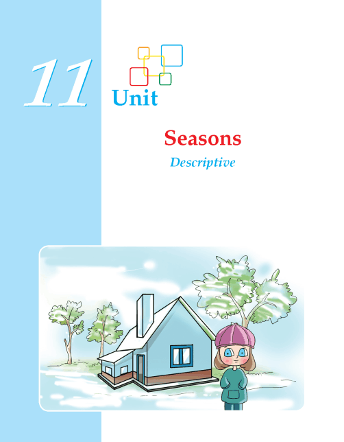 Writing skill - grade 4 - seasons  (1)