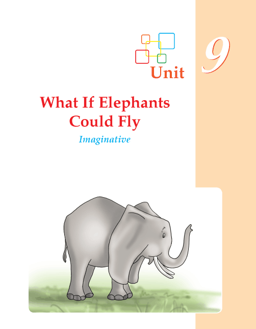 Writing skill - grade 4 - what if elephant could fly  (1)