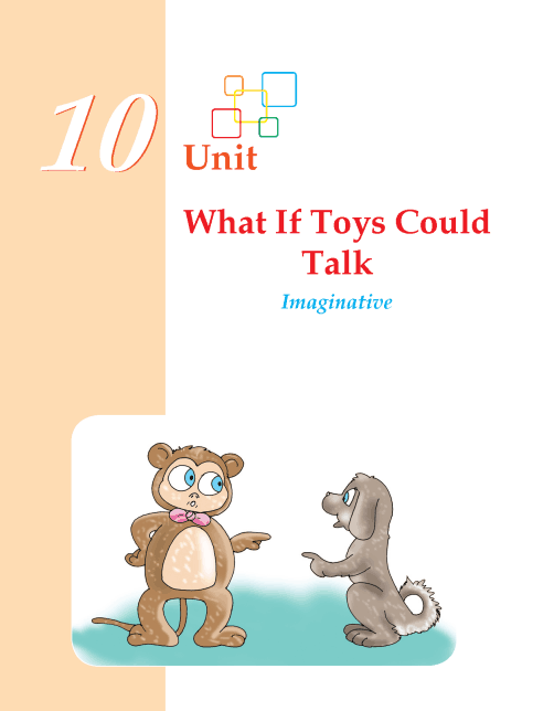 Grade 4 Imaginative Essay What If Toys Could Talk