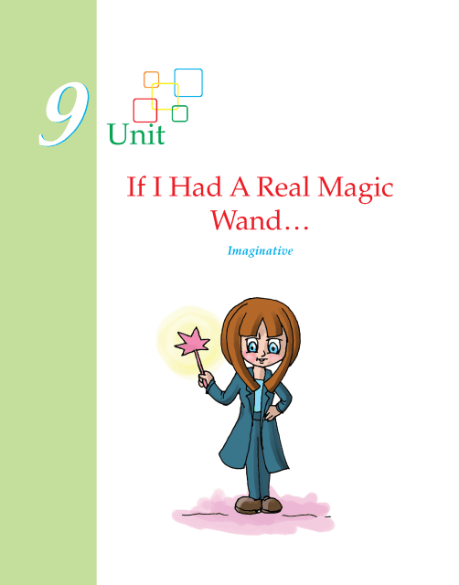 Grade 5 Imaginative Essay If I Had A Real Magic Wand…