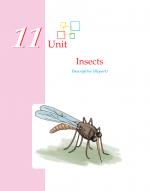 Grade 5 Descriptive Report Insects