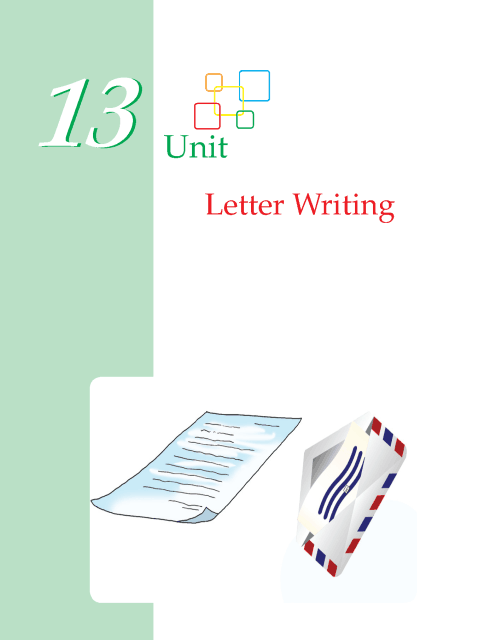Writing skill - grade 5- letter writing (1)