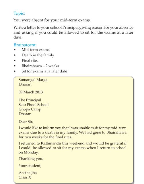 Writing skill - grade 5- letter writing (6)
