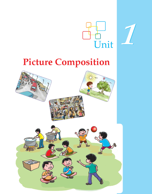 Grade 5 Picture Composition