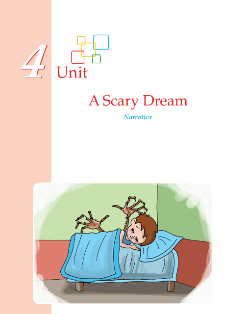 Grade 5 Narrative Essay A Scary Dream
