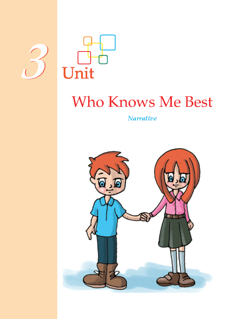 Writing skill - grade 5 - who knows me best  (1)
