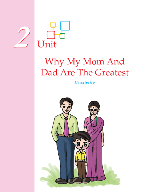 Writing skill - grade 5 - why mom and dad are the greatest  (1)