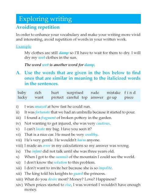 Writing skill - grade 6 - expository essay  (10)