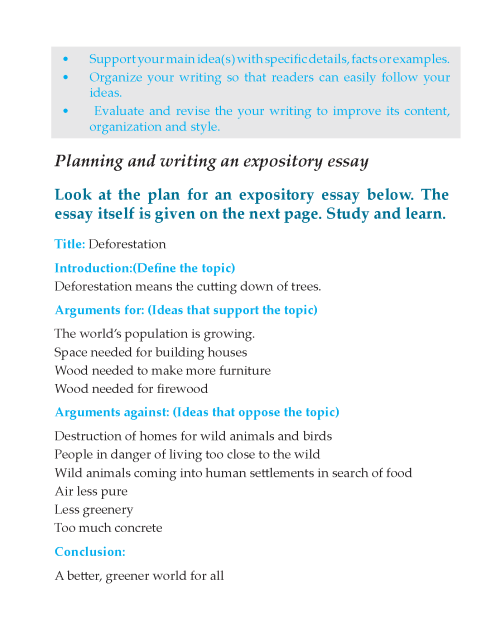 Writing skill - grade 6 - expository essay  (2)