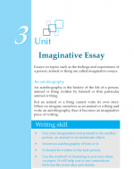 Grade 6 Imaginative Essay
