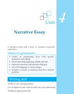 Grade 6 Narrative Essay