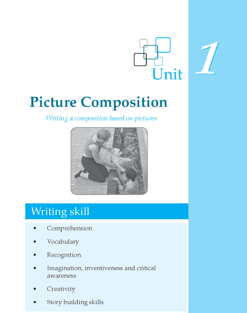 Writing skill - grade 6 - picture composition  (1)