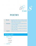 Grade 6 Poetry