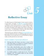 Grade 6 Reflective Essay