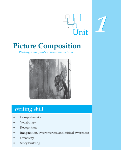 Writing skill - grade 7 - picture composition  (1)