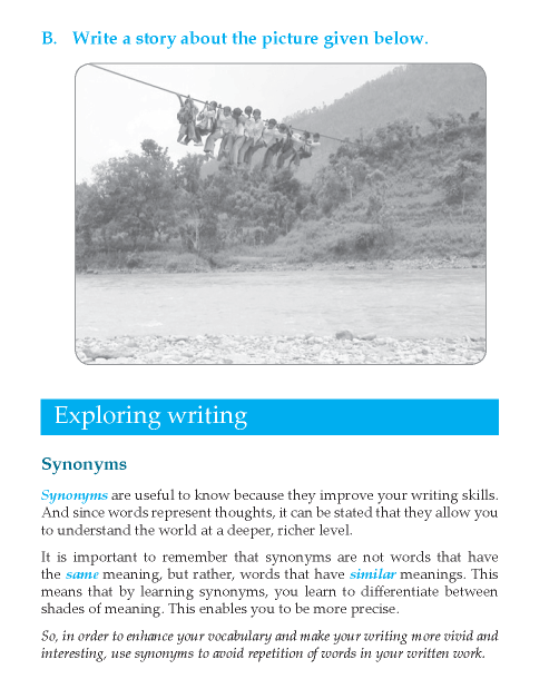 Writing skill - grade 7 - picture composition  (6)