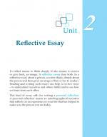 Grade 8 Reflective Essay